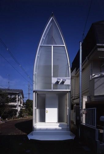 Изображение 1. Инновационный микродом в Токио.. Изображение № 1.