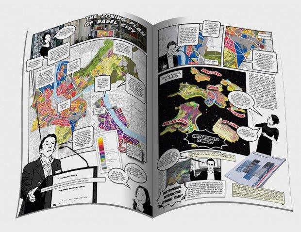 Дом для Супермена: комиксы Ле Корбюзье, Рема Колхаса и других знаменитых архитекторов. Изображение № 15.