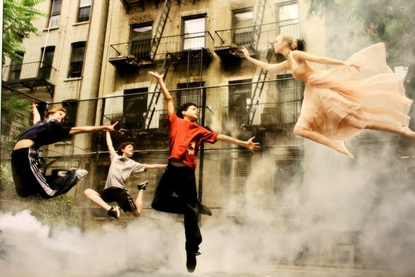 Проект «Дневник Стилиста»: Марина Банцер о фотовыставке DANCE IN VOGUE. Изображение № 4.