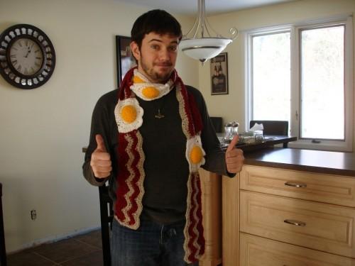 Завязать шарф???. Изображение № 14.