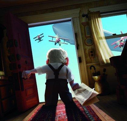 Новый мультфильм Pixar. Изображение № 1.