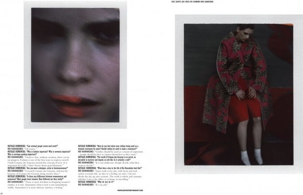 Вышли новые съемки Vogue, i-D, 10 и Interview. Изображение № 10.