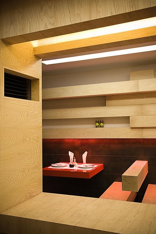 Место есть: Новые рестораны в главных городах мира. Изображение № 43.
