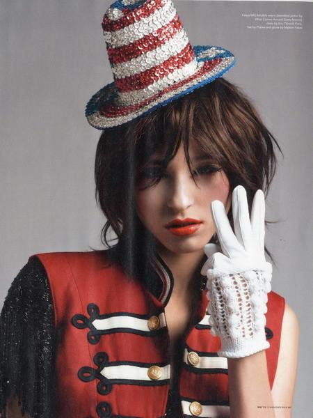 Интервью модели: Катя Константинова @ Al Model Management. Изображение № 8.