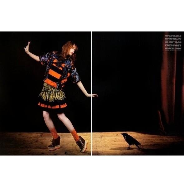 Изображение 68. Съемки: AnOther, POP, Vogue и другие.. Изображение № 52.