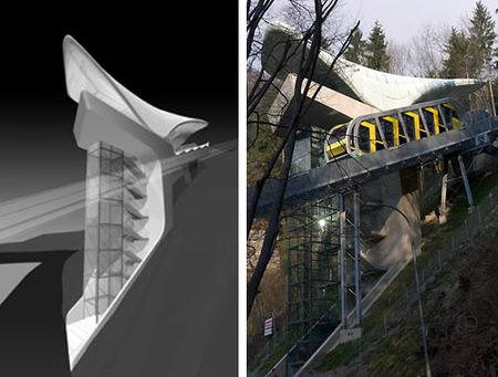 Современная архитектура малых форм отZaha Hadid. Изображение № 2.