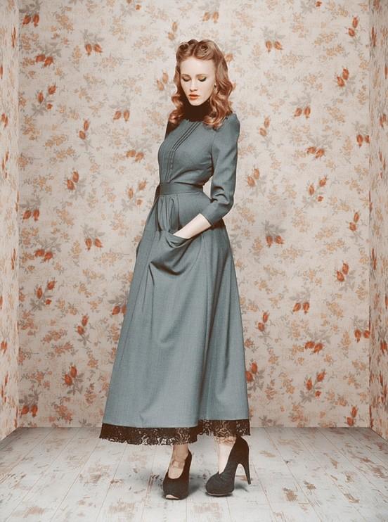 Коллекция осень-зима 2011/12 от Ульяны Сергиенко. Изображение №19.