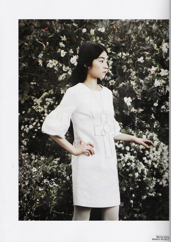 Oh, MyOphelia (Korean Vogue Girl apr'07). Изображение № 7.