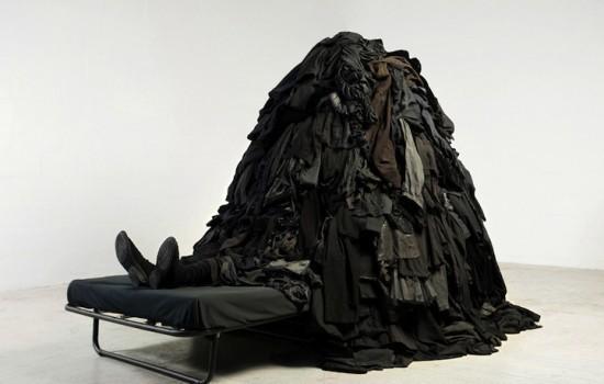 Изображение 8. Recycling Clothing Art.. Изображение № 8.