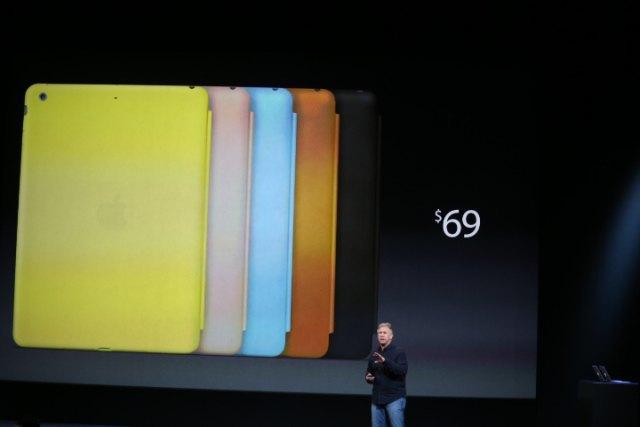 Трансляция: Apple представляет новые iPad и другие продукты. Изображение № 5.