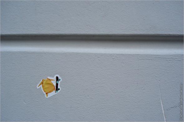 Стрит-арт и граффити Риги. Изображение № 21.