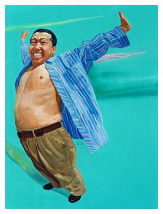 Обзор современного китайского искусства Ч.1. Изображение № 3.