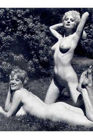 Части тела: Обнаженные женщины на фотографиях 50-60х годов. Изображение № 70.