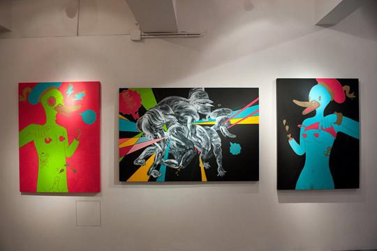 POW WOW Art Event в Гонконге. Изображение № 5.
