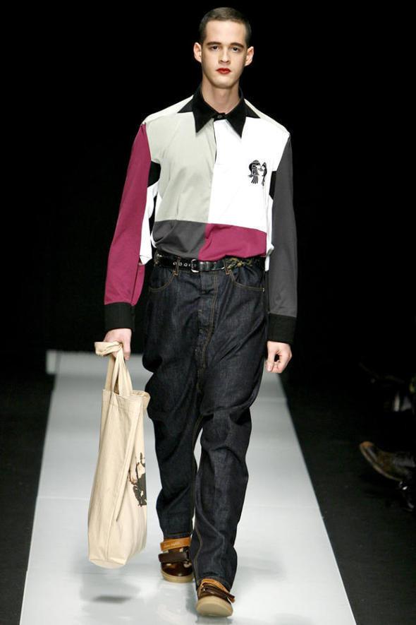 Изображение 98. Milan Fashion Week. Часть 1.. Изображение № 114.