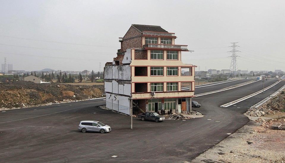 Галерея: где живут самые упрямые люди Китая. Изображение №3.