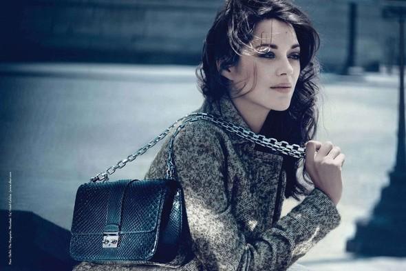 Марион Котийяр в новой рекламе Dior. Изображение № 2.