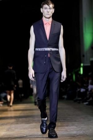 Изображение 9. Mugler Menswear Spring/Summer 2012.. Изображение № 9.