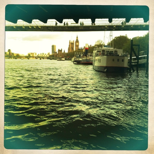 Лондон глазами парижанки. Изображение № 7.
