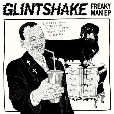 Премьера альбома: Glintshake «Freaky Man EP» Жени Горбунова и Кати Шилоносовой. Изображение № 2.