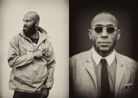 Бэкстейдж портреты с хип-хоп фестиваля Rock The Bells 2011. Изображение № 1.
