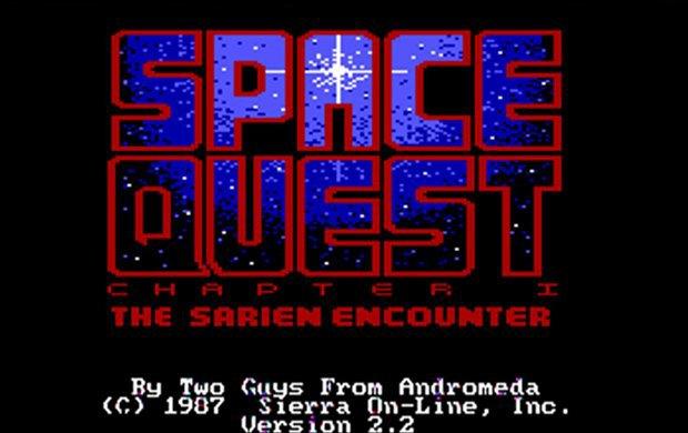 Space Quest. Изображение № 34.