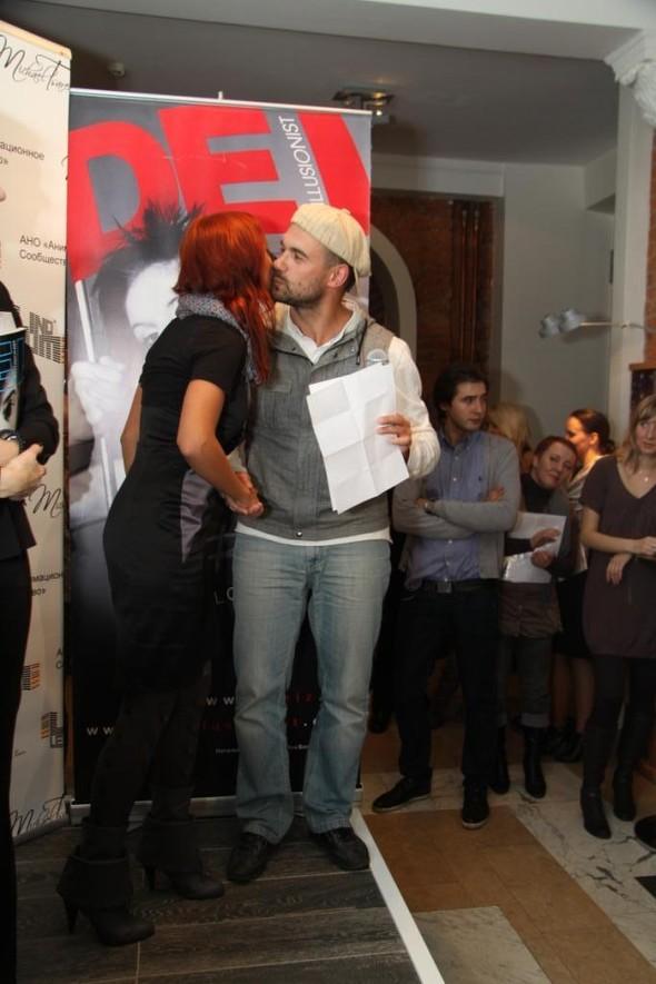 В Москве прошел V Международный фестиваль актуальной анимации и медиа-искусства LINOLEUM. Изображение № 16.