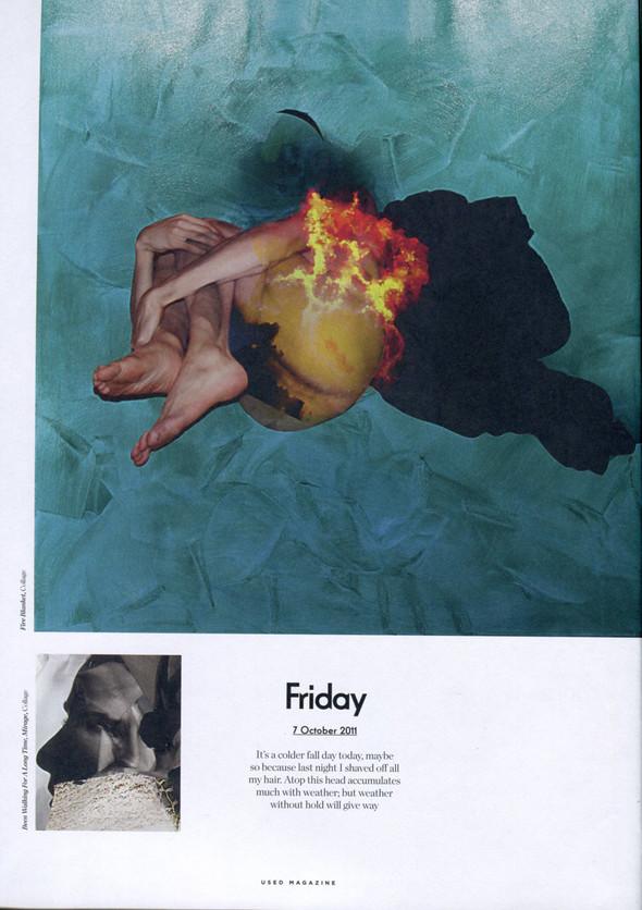 Эксплозия красок: тело и чувства глазами Винстона Шмиелински. Изображение № 12.