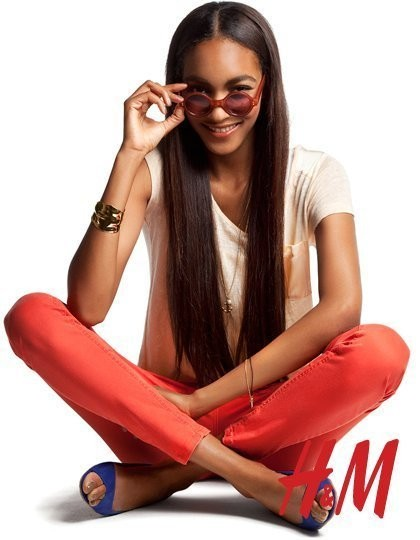 Изображение 1. H&M Romantic Preppy Spring 2011 Campaign.. Изображение № 1.