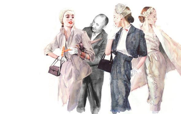 Fashion Illustration. Изображение № 13.