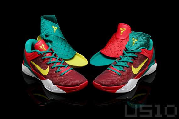 Nike Zoom Kobe VII YOTD. Изображение № 9.