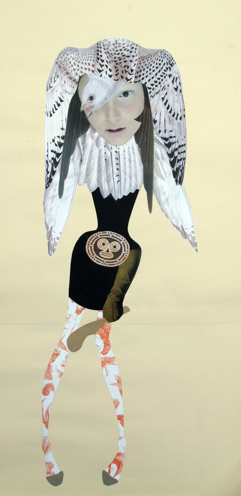 Изображение 11. Fashion-иллюстрационация от Anne Sofie Madsen.. Изображение № 11.