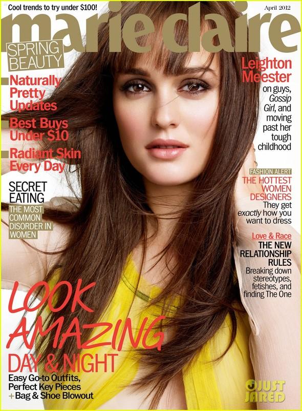 Обложки за апрель: Vogue, Harper's Bazaar, Numéro и др. Изображение № 9.