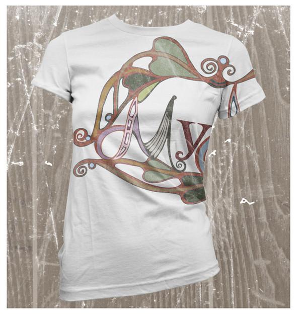 Изображение 41. Принтовые футболки.. Изображение № 41.