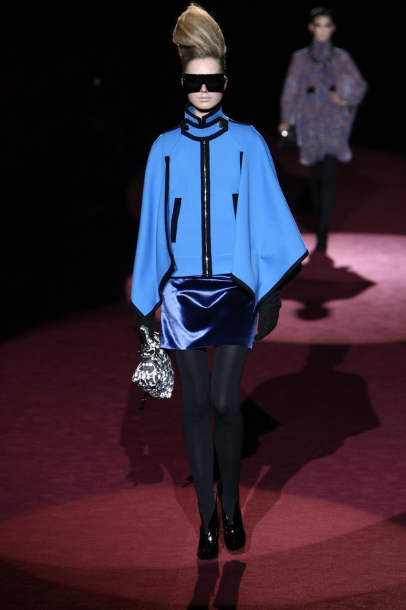 Marc Jacobs fall winter 2009–2010. Изображение № 20.