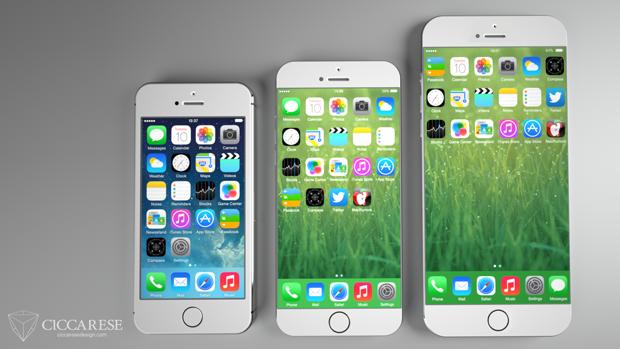 Большой iPhone может задержаться. Изображение № 1.