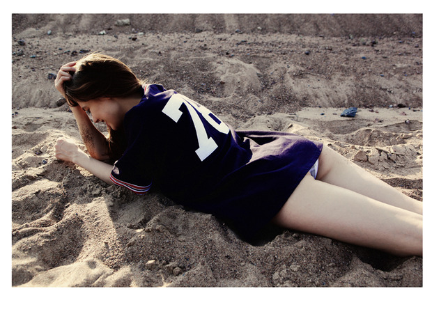 ЯМИNYAMI end summer 2012 lookbook. Изображение № 6.