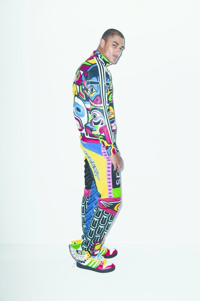 Джереми Скотт и Adidas показали совместную коллекцию. Изображение № 15.