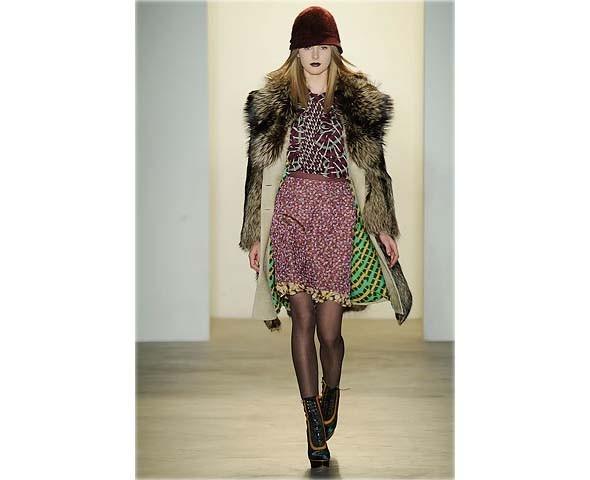 Неделя Моды в Нью-Йорке: День третий. Изображение № 169.