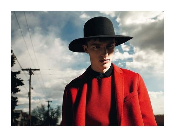 Кампания и видео: Dior Homme FW 2011. Изображение № 3.