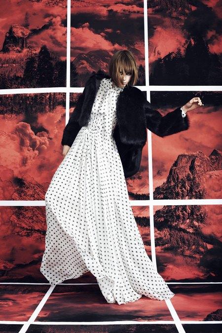 Вышли предосенние лукбуки Dior, Giles и Philosophy. Изображение № 27.