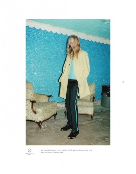 Мужские лукбуки: Barneys, Dior Homme, Opening Ceremony и Pierre Balmain. Изображение № 20.