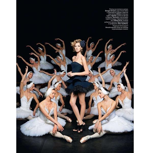 Изображение 70. Dance, dance, dance: 10 съемок, вдохновленных балетом.. Изображение № 75.