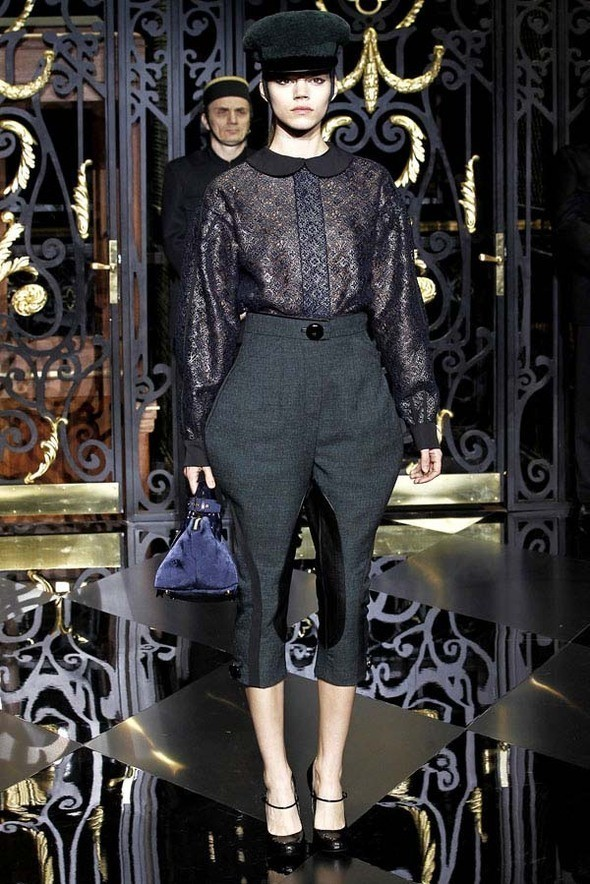 Изображение 32. Louis Vuitton Fall 2011.. Изображение № 32.