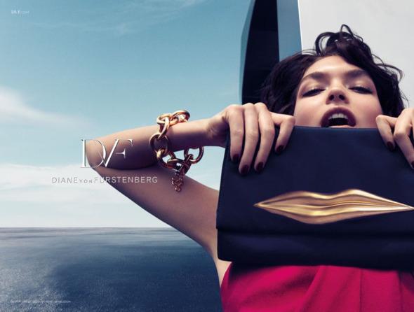 Превью кампаний: Nina Ricci, Aldo, Missoni, Valentino и DVF. Изображение № 2.