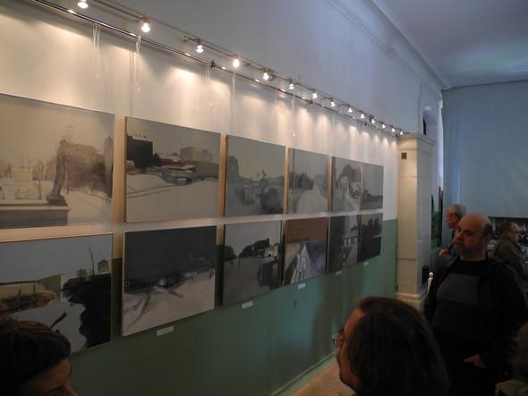 Презентация книги и открытие выставки легендарного Владимира Шинкарева. Изображение № 2.