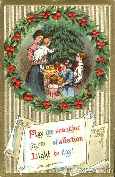 Рождественский дух. Изображение № 6.