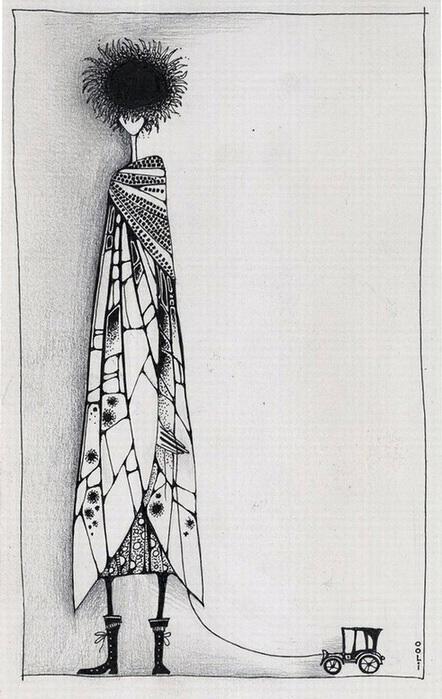 Фантасмагория Tineidae. Изображение № 63.