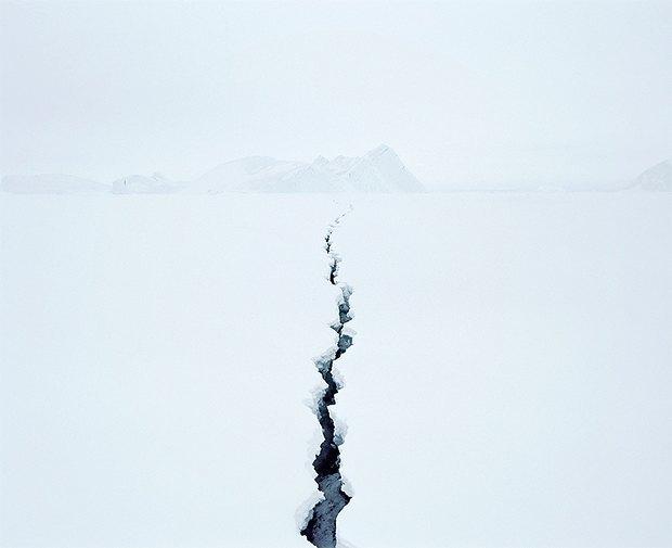Молчаливые пейзажи Антарктиды . Изображение № 10.