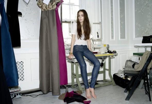 Лукбук: Victoria Beckham Denim FW 2011. Изображение № 3.